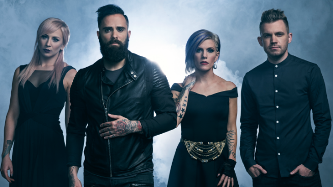 Skillet Steps Into Comic Books With First Graphic Novel