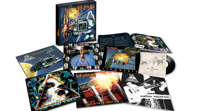 Rock Of Ages Reigns Supreme With Box Set