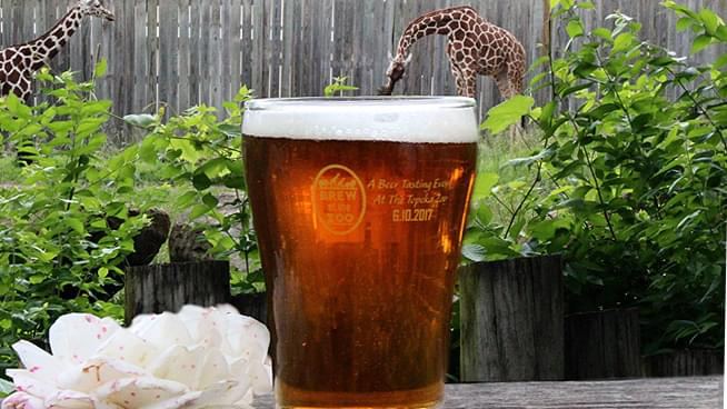 Have An Ale with the Animals During Brew At The Zoo 2018
