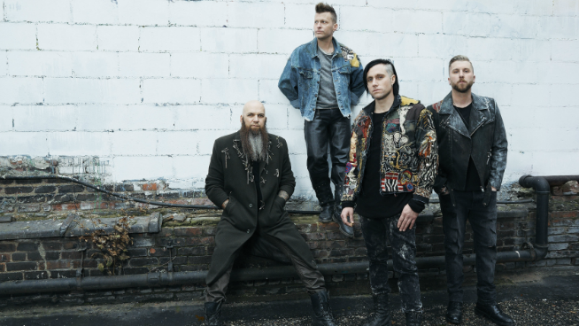 Ethan Talks with Neil from Three Days Grace