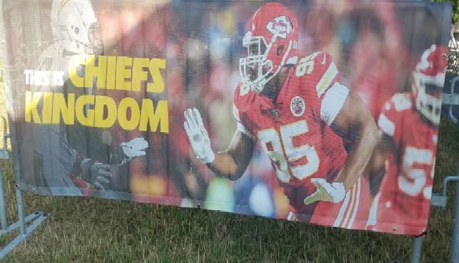 Kansas City Chiefs Training Camp Update Day 7