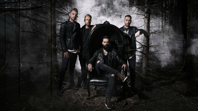 Skillet Front Man Announces Fight The Fury Metal Side Project – LISTEN