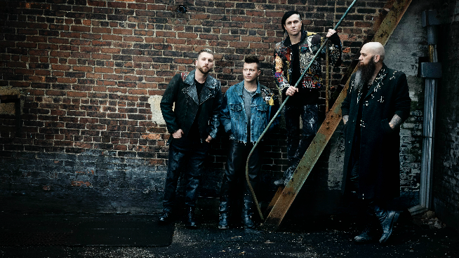 This Week Inside the VORTX – Three Days Grace