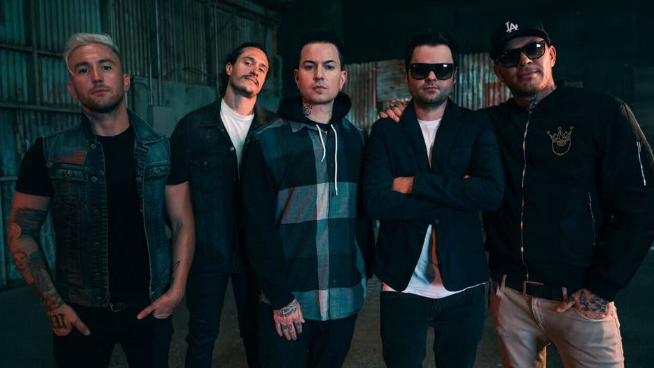 Hollywood Undead Inside The VORTX – Interview