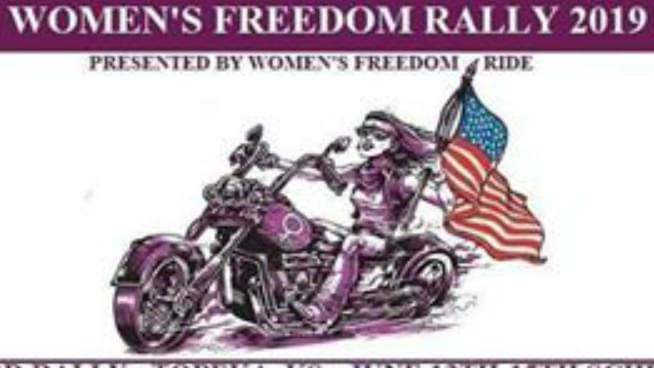 Women's Freedom Rally
