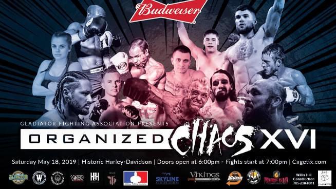 Organized Chaos 16