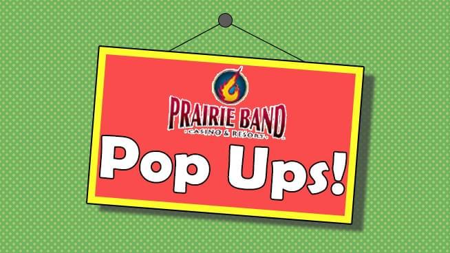 Prairie Band Casino Pop Up