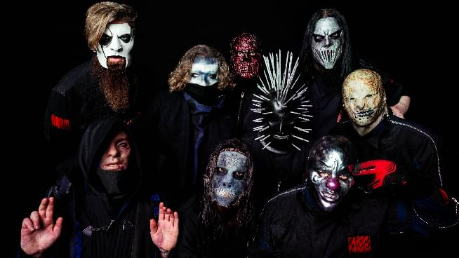 Slipknot Web 2019