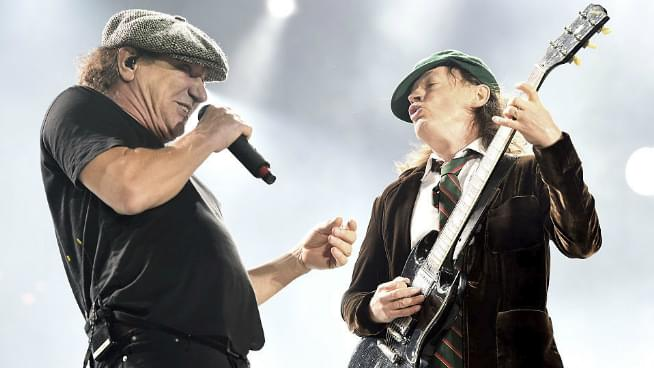 UPDATE: AC/DC Set To Announce World Tour