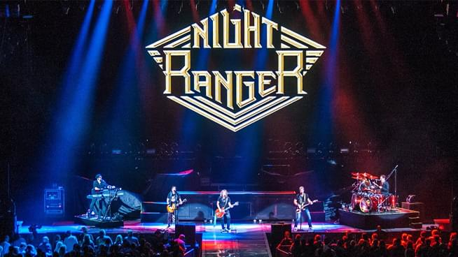 Night Ranger at Prairie Band Casino & Resort!