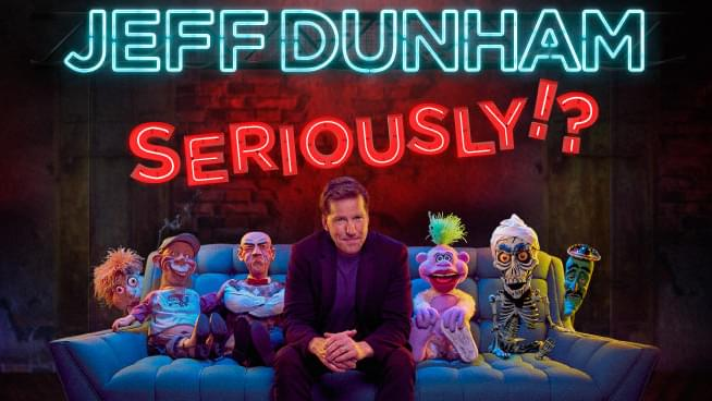 Jeff Dunham at TPAC!