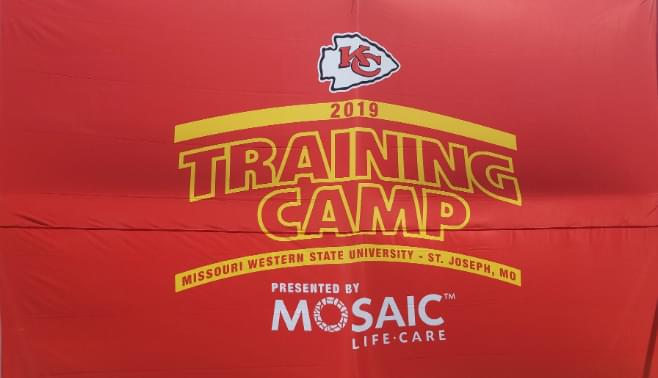 Kansas City Chiefs Training Camp 2019 Update
