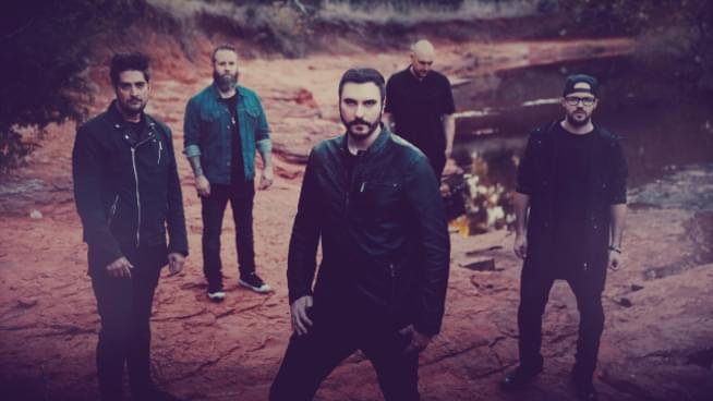 Breaking Benjamin Join St. Jude All Access