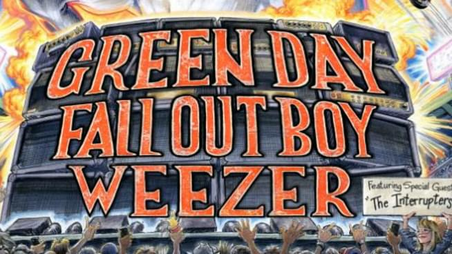 Green Day Announce New Tour + Album