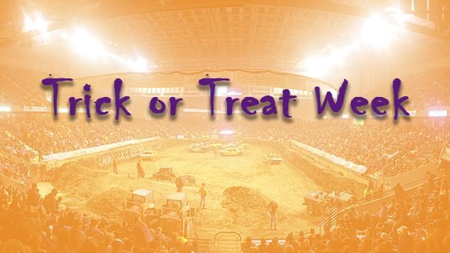 V100 Trick or Treat Week!