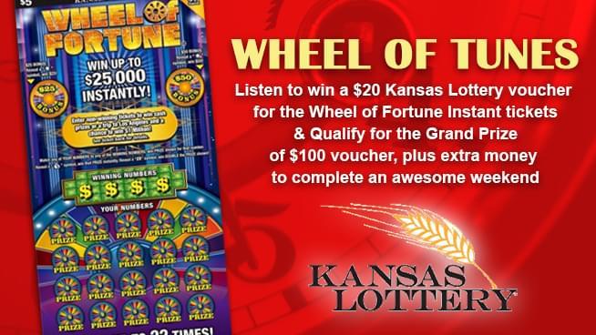Kansas Lottery: The Wheel of Tunes