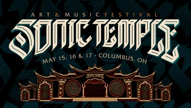 Sonic Temple Full Lineup