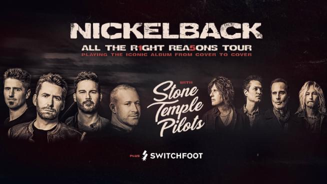 Just Announced: Nickelback Heads to KC
