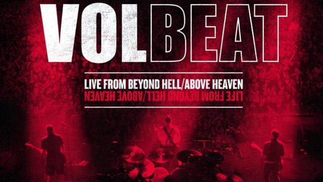 Volbeat to Stream Concert Film