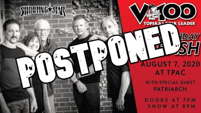 V100 Presents SHOOTING STAR – POSTPONED