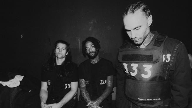 Jason from FEVER 333 Talks Racial Injustice and Protesting