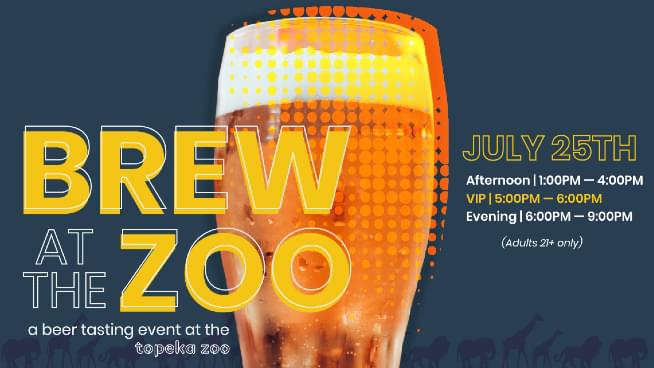 Lions, Tigers, and Brews – WIN TICKETS