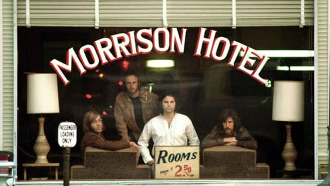 Freebie Fridays – Doors Morrison Hotel 50th Anniversary Deluxe Edition!