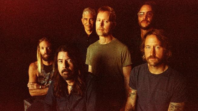 Foo Fighters 2020 Web