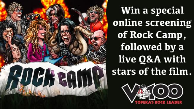 Win A Special Rock Camp Online Screening and Live Q&A!