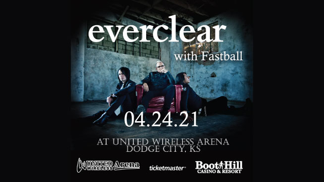 See Everclear & Fastball in Dodge City