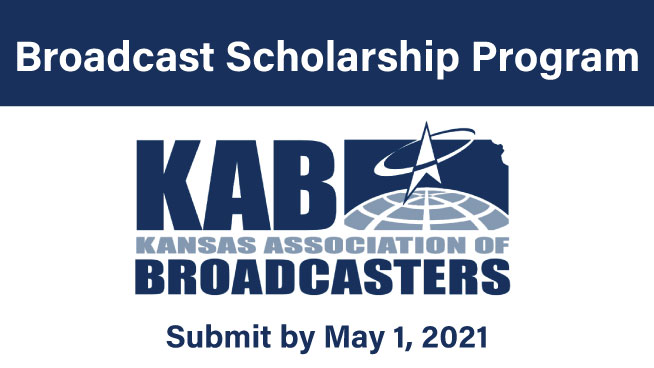 Broadcast Scholarship Program for Kansas College Students