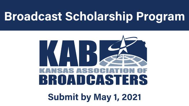 Broadcast Scholarship Program for Kansas College Students