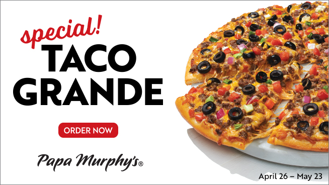 Free Food Friday – Papa Murphy's