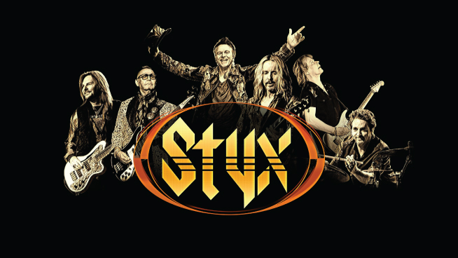 Styx With Collective Soul in KC!