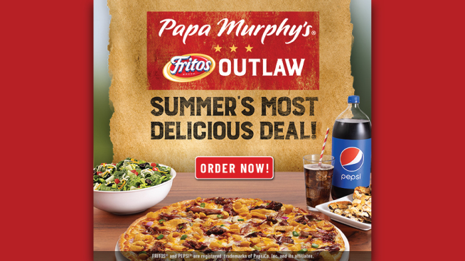 Win a FREE PIZZA from Papa Murphy's!