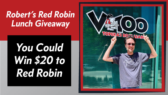 Robert's Red Robin Lunch Giveaway