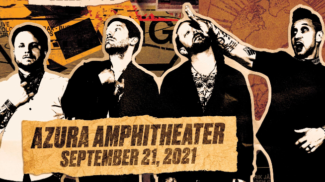 Shinedown at Azura Ampitheater