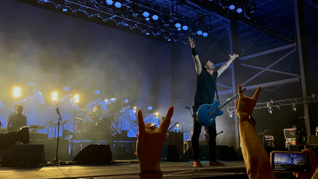 Foo Fighters Bring Epic Show to Bonner Springs