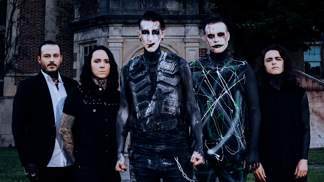 Chris Motionless Talks New Music, Rocklahoma, and More!