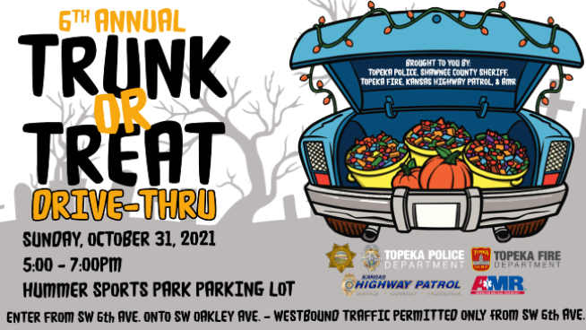 The 6th Annual Trunk Or Treat Is This Halloween!