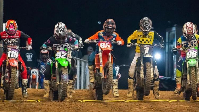 Listen For Your Chance To Win Arenacross Tickets!