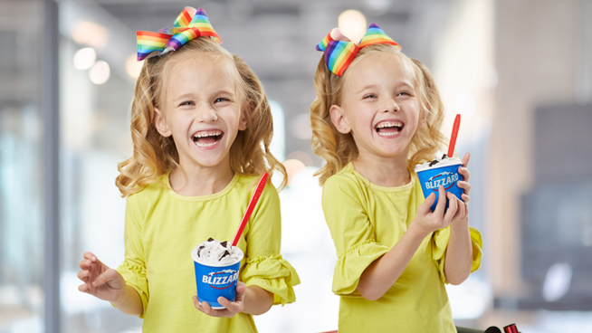 Buy A Blizzard® And Help A Local Kid