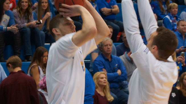 The Need for Speed: KU Blitzes Past Texas A&M in Big 12/SEC Challenge