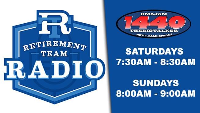 RetirementTeamRadio
