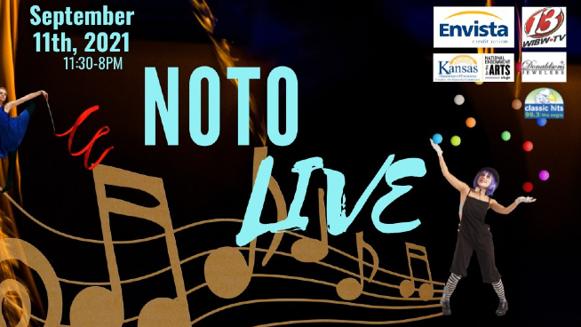 Live Music + Performance Art Set For NOTO Live