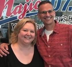 Majic Morning Show With Angie Stevens and Sean Kelly