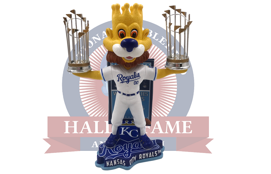 Check Out This New Kansas City Royals Bobblehead!