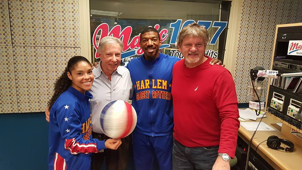 See The Harlem Globetrotters!
