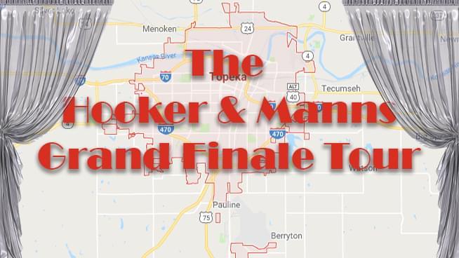 Hooker & Manns Grand Finale Tour