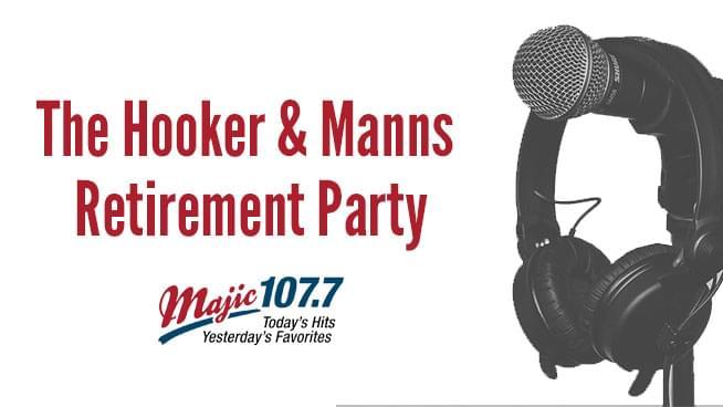 Hooker & Manns Retirement Party